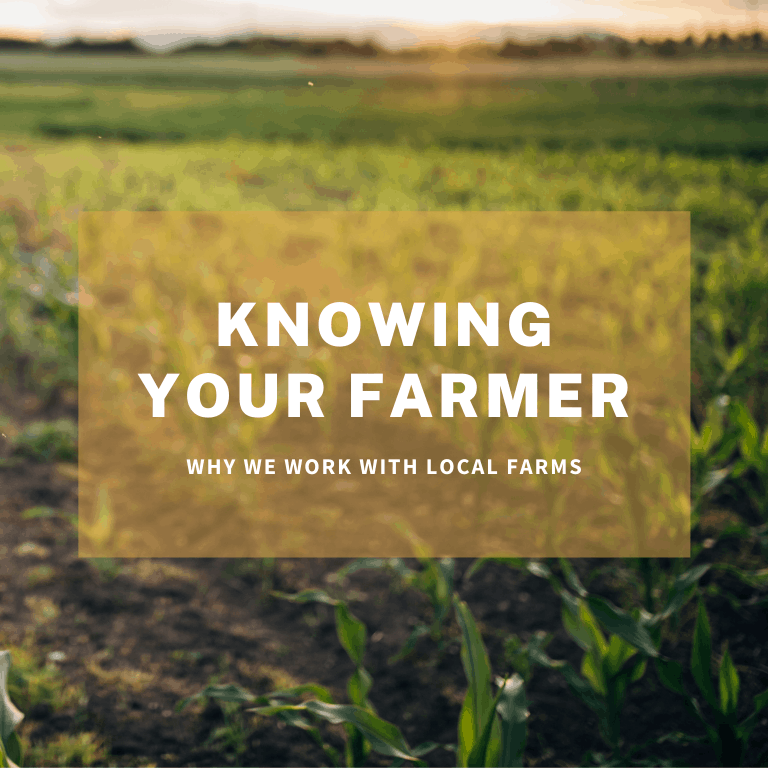 Knowing Your Farmer