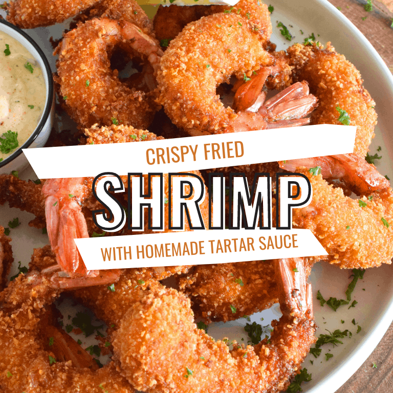 Pan Fried Shrimp | Weekly Featured Recipe