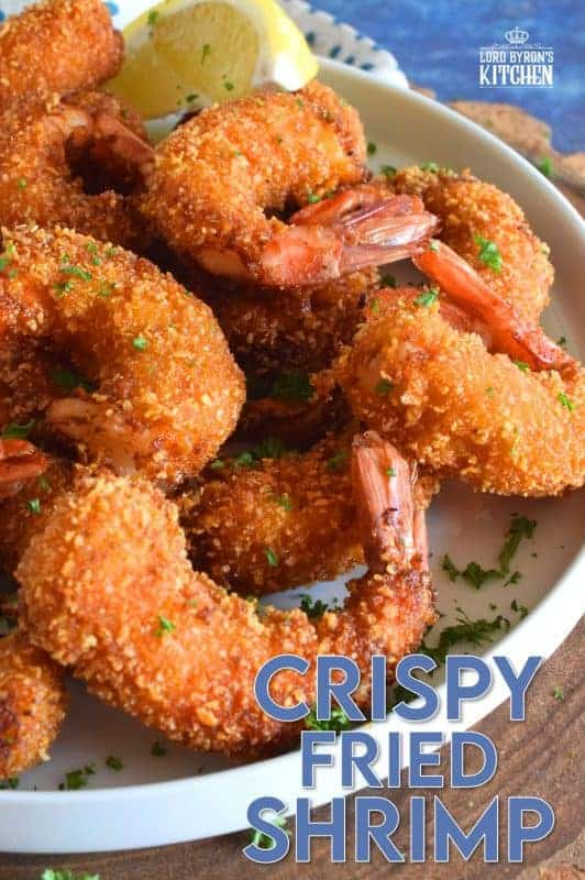 If you love shrimp you're going to want to read this | Crispy Fried Shrimp