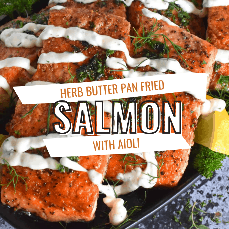 Pan Seared Salmon You Have To Try
