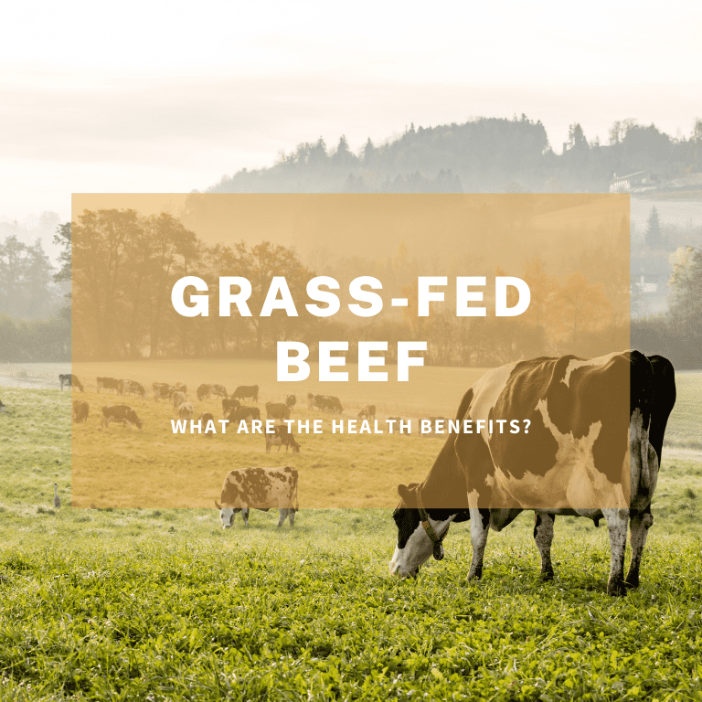 Grass fed beef: What are the health benefits?